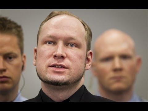 Anders Behring Breivik Trial: Norway Gunman Cries 'Racism'