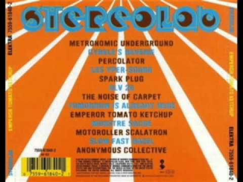 stereolab - anonymous collective Music Videos