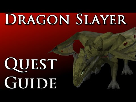 RSQuest: Dragon Slayer Quest Guide [Runescape RS3]