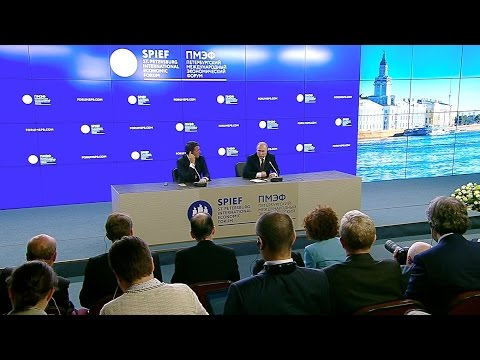 Joint news conference with Prime Minister of Italy Matteo Renzi