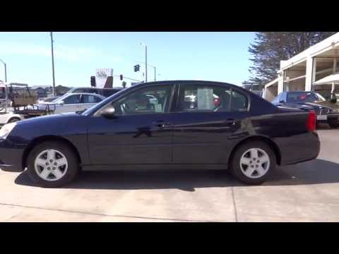 2005 Chevrolet Malibu Seaside. Monterey. Watsonville. Salinas. Santa Cruz. CA 5F230106BR