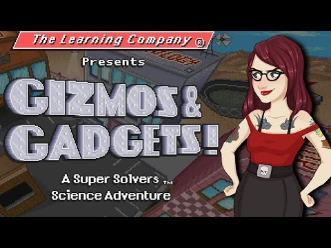 Super Solvers: Gizmos and Gadgets! - Game Review (PC)