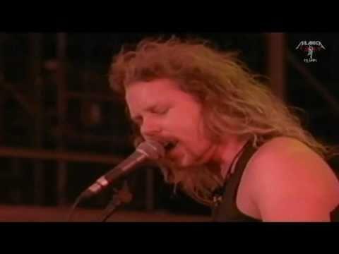 Metallica - Creeping Death - HQ - Moscow Tushino airfield - 1991