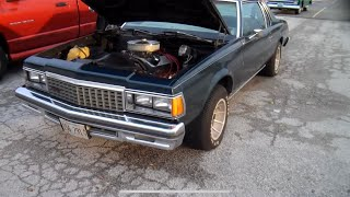 1977 Chevrolet Caprice 2 door Rebuilt 454 and 400 Turbo Transmission