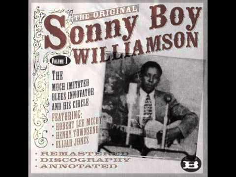 Mean Actin' Mama - John Lee (Sonny Boy) Williamson