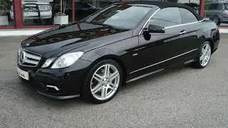 Mercedes Benz E 250 CDI CABRIO AMG HARMAN KARDON Cx.Auto 204cv  para Venda em  Oliveira de Azeméis