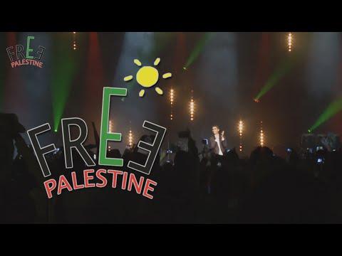 Montage Free Palestine 2014 v2