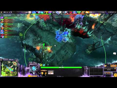 White Flag Bear vs AffectioN Game 2 - Japan Dota Cup Finals