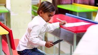 छोटू के एग्जाम | CHOTU KE EXAM | Khandesh Hindi Comedy | Chotu Comedy Video
