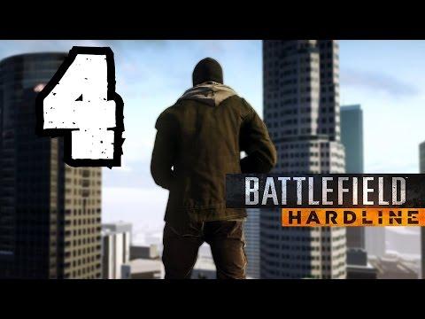 ► Battlefield : Hardline | #4 | Krokodýlí eskapády! | CZ Lets Play / Gameplay [1080p] [PC]