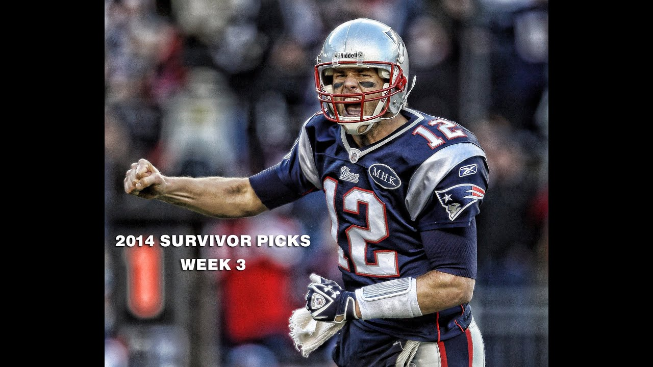 nfl survivor picks week 3
