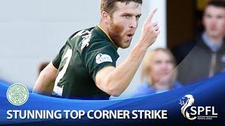 Adam Matthews scores stunning top-corner strike!