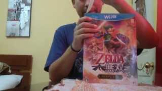 Unboxing doble: Edición colección de Hyrule Warriors, Premiun Box y Treasure Box