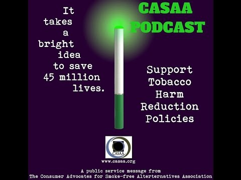 CASAA Podcast Update June 15, 2015