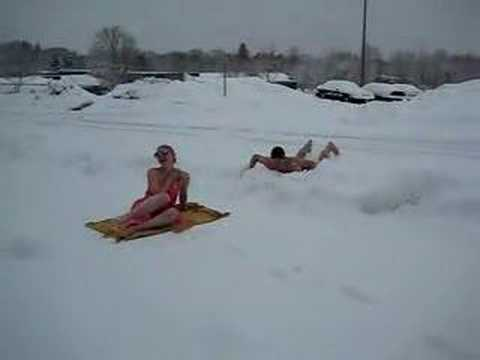 Swimming Snow Snow Swimming