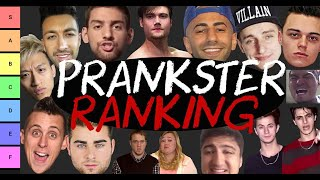 H3H3 Prankster Tier List