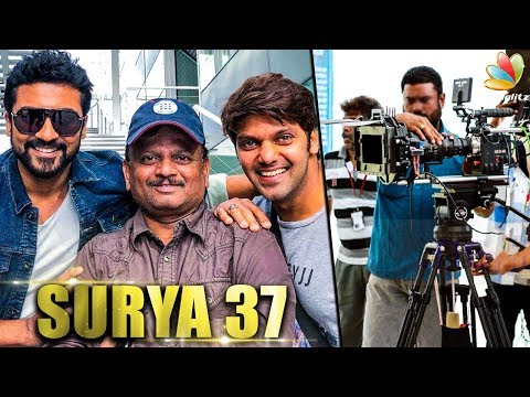 Surya 37 : Next shoot  in Pollachi | K. V Anand Movie | Arya | Hot Tamil Cinema News