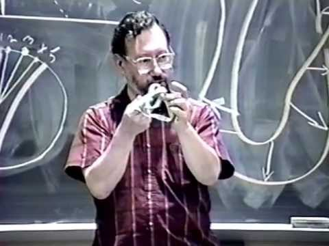 LSU Mathematics Porcelli Lectures 1995: Louis H. Kauffman, Lecture 1