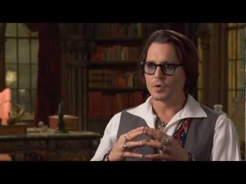 "Dark Shadows OST: Johnny Depp ""The Joker"" Preview - Johnny ..."