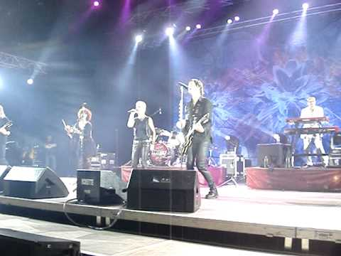 Roxette - She's got nothing on (But the radio) Live Torwar Warsaw