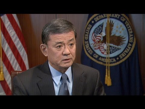 Extended Interview: VA Secretary Shinseki Responds to Benefits Backlog