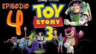 ¡LA CASA ENCANTADA DE SYD! - Toy Story 3 - Guía Completa HD en Español [PS3/PC/Xbox360] | Episodio 4