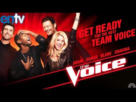 Usher and Shakira Returning For The Voice Season 6