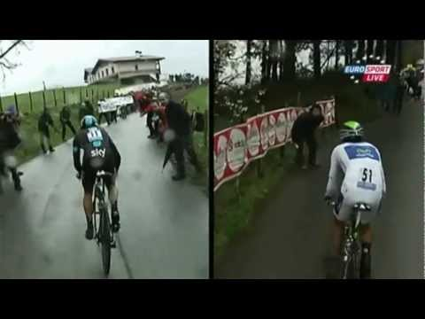 Vuelta Ciclista al Pais Vasco 2013 - Stage 6 - ITT Final riders
