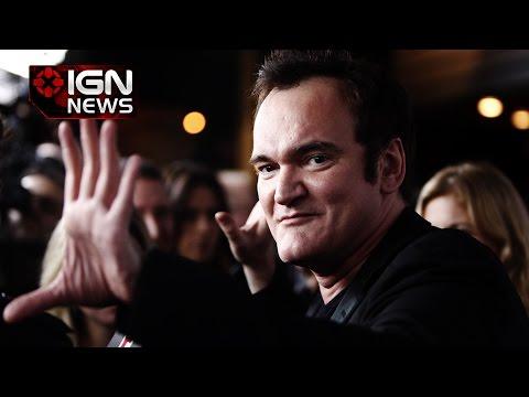 Quentin Tarantino's Sci-Fi Movie Idea - IGN News