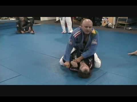 Jeff Hennen Jiu-Jitsu: Spider guard sweep Image 1