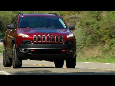 CNET On Cars - Jeep Cherokee tackles the trail but stumbles on the road, Ep. 39