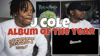 "J. Cole ""Album Of The Year (Freestyle) Reaction 