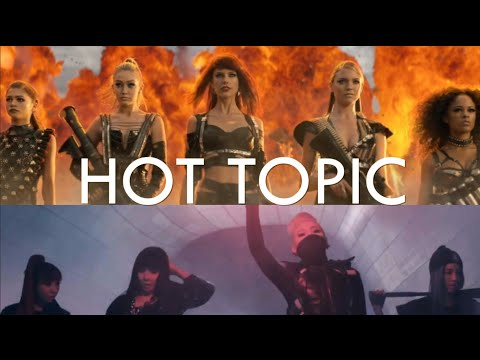 Taylor Swift Accused of Copying 2NE1?! | HOT TOPIC