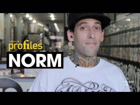 Tattoo Artist: Norm Will Rise (Profiles)