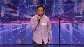 Mark Ofuji, Auditions - America's Got Talent 2012