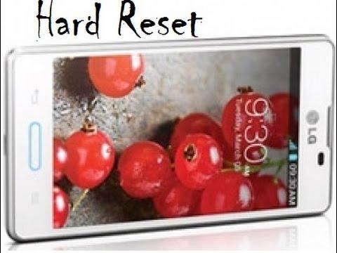 Hard Reset L5 X (E450f)