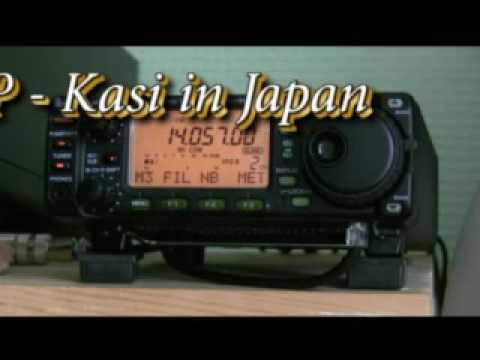 QRP around the world