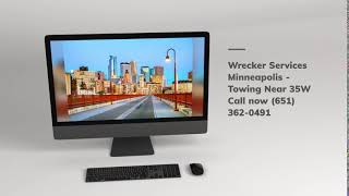 Semi Truck Towing Service Near Me | Minneapolis Minnesota