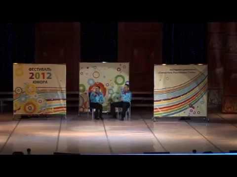 Фестиваль юмора молодежи дивизиона СРС - 2 этап - 1 часть