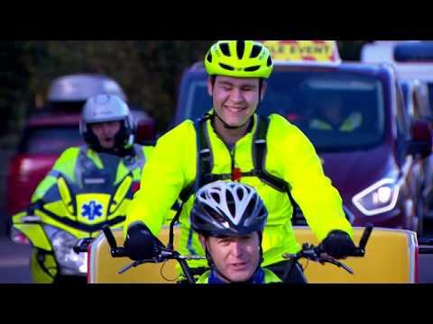The Rickshaw Challenge 2019 Highlights