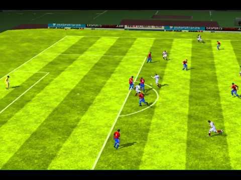 FIFA 14 iPhone/iPad - Chile vs. Peru