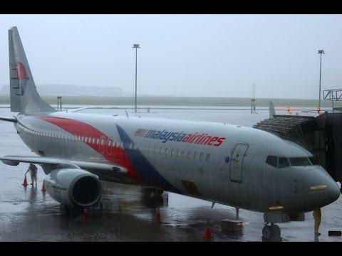 Malaysia Airlines Review B737-800 Kuala Lumpur to Kota Kinabalu