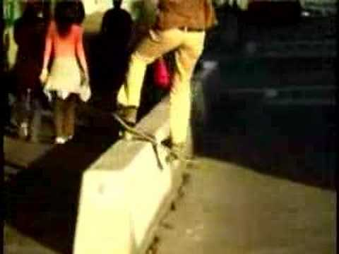 Richie Jackson - Death Skateboards