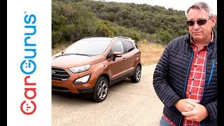 2018 Ford EcoSport | CarGurus Test Drive Review