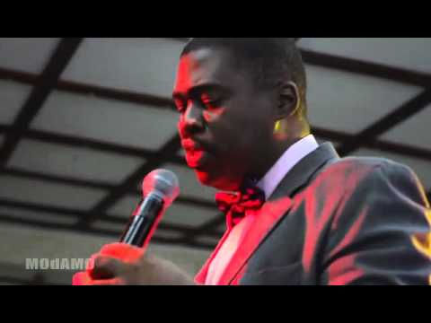 Wale Adenuga And Fountain Of Praise (fop) In Rehearsal video