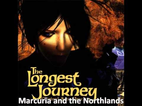 The Longest Journey Soundtrack - 07 - Marcuria and the Northlands