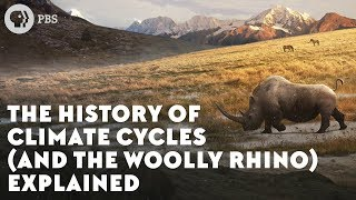 The History of Climate Cycles (and the Woolly Rhino) Explained