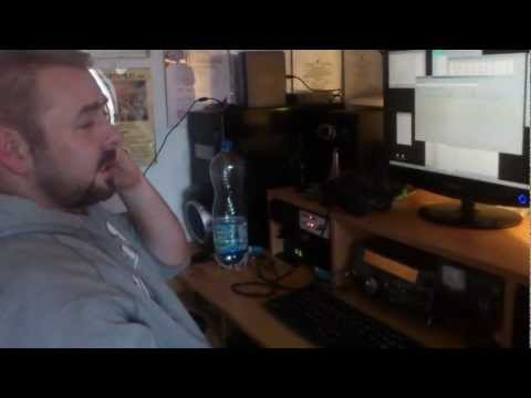 VLOG Amateur Radio Contest - CQWW SSB 2012 SN5V + QSOs