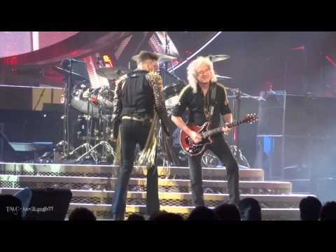 TALC HD - Queen + Adam Lambert - I Want It All - Air Canada Centre - Toronto, ON