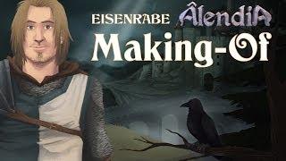 Wie macht man ein Hörbuch? Making Of Âlendia - Eisenrabe [FullHD] [deutsch]